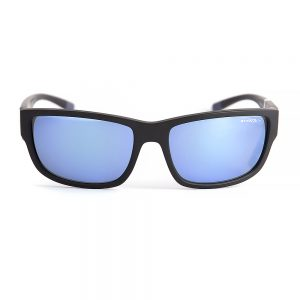 Arnette Bushwick Polarised Matte Black Light Blue Iridium (4256-01/22)