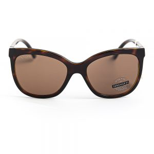 Serengeti Agata Polarised Shiny Tortoiseshell Glass Drivers (8994)