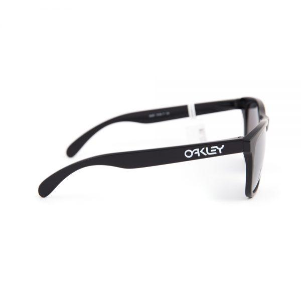 Oakley Frogskins Polarised Matte Black Prizm Black Iridium (9013-F7)