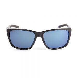 Smith Longfin Polarised Gloss Black Dark Blue Mirror (Longfin-807)