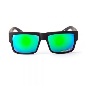 Spy Cyrus Polarised Matte Black Bronze Green Spectra (SPSCYBK4N)