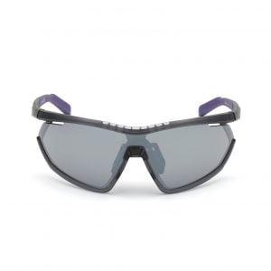 Adidas 002 Matte Crystal Black Black Mirror (002 20C)
